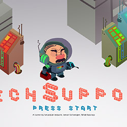 GameJam 2015 | Tech Support